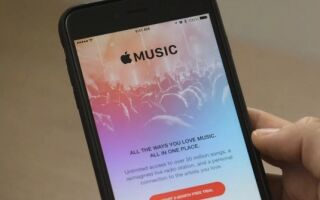 Оформление платной подписки в Apple Music