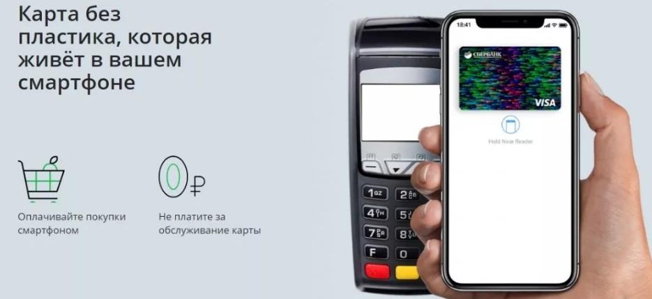 Цифровая банковская карта