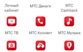 МТС тарифы для интернета